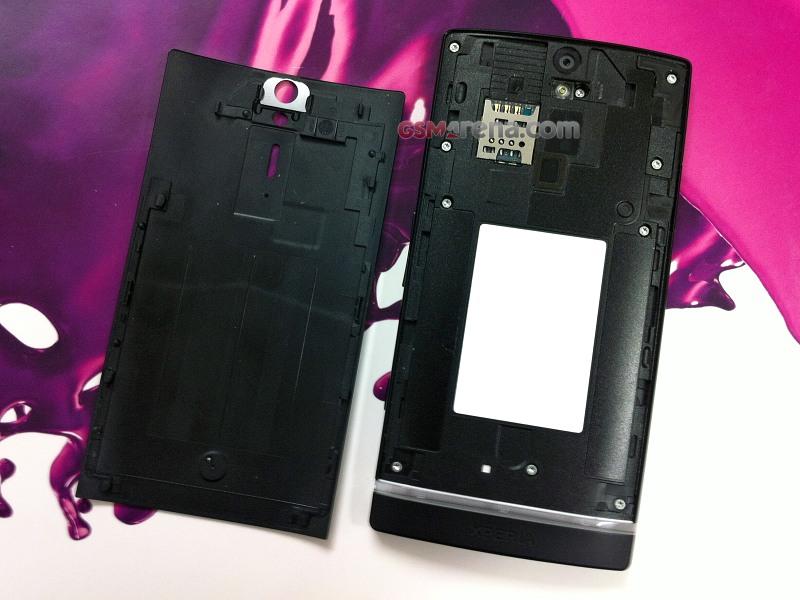 Sony Ericsson Nozomi batería