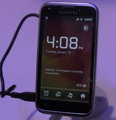 Alcatel OneTouch Ultra 995
