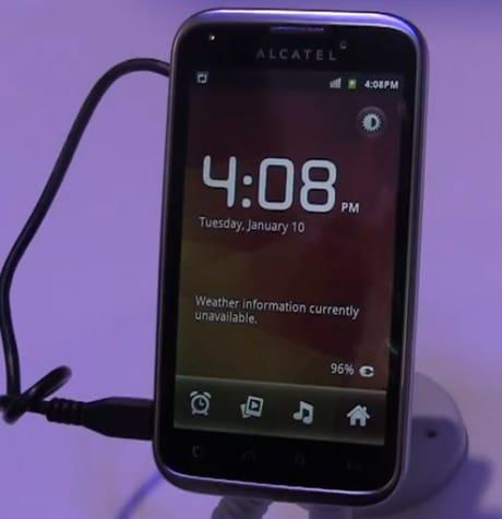 Alcatel OneTouch Ultra 995