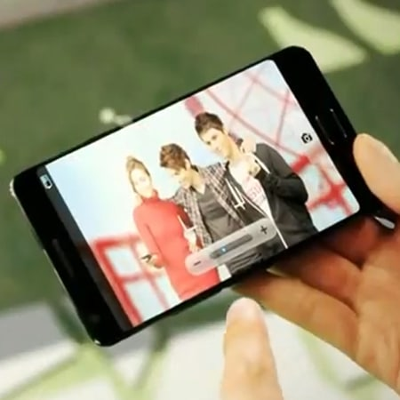 Samsung Galaxy S III video