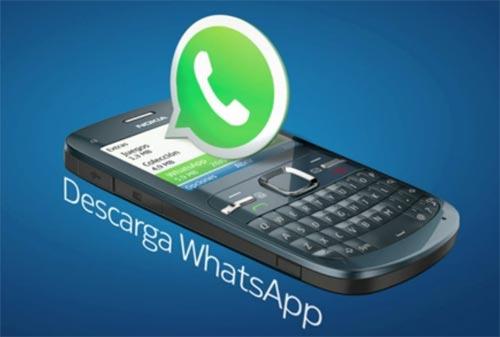 WhatsApp para Nokia S40