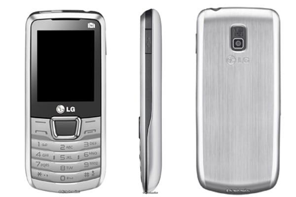 LG A290 triple SIM
