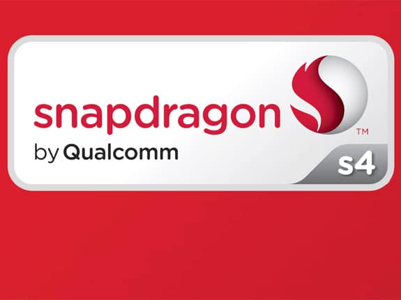 Qualcomm S4 snapdragon