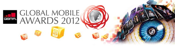 global mobile awards 2012