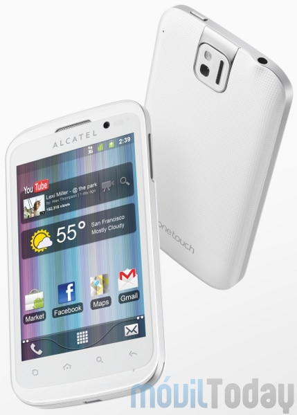 [NOTICIA] Nuevo Alcatel One Touch Smart 991