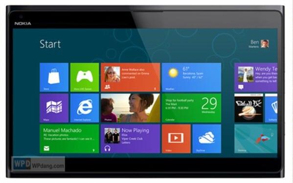 Nokia Lumia Tab