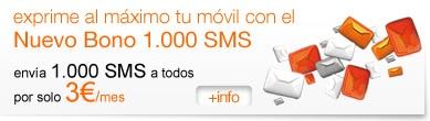 Bono SMS Orange