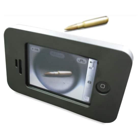 Carcasa antibalas iPhone