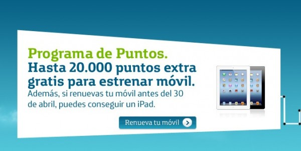 20000 puntos movistar: