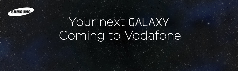 Vodafone Next Galaxy