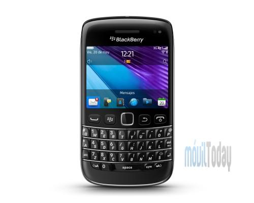 BlackBerry Bold 9790 con Orange