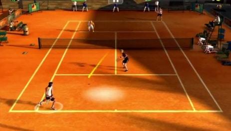 imagen 2 virtua tennis challenge de sega