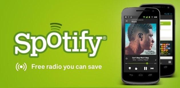 spotify Radio Gratis