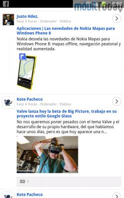Google+ desde el navegador