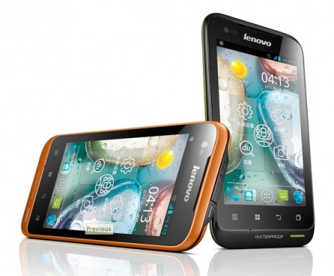 Lenovo IdeaPhone  A660