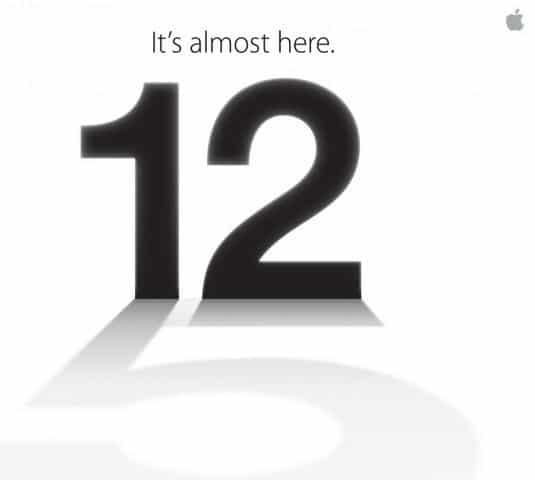 Presentación iPhone 5