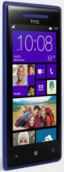 Windows Phone 8X HTC