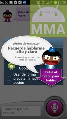 Sherpa, el Siri en español para Android