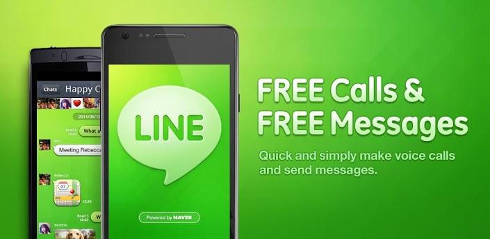 LINE Llamadas y mensajes gratis