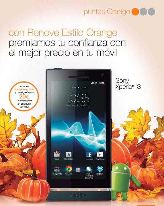 Renove Estilo Orange noviembre 2012