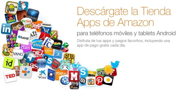 Tienda Apps amazon