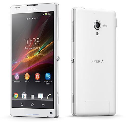 Sony Xperia ZL blanco