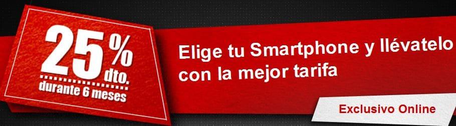 Descuento Vodafone febrero 2013