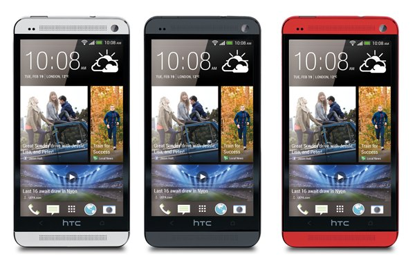 HTC One colores