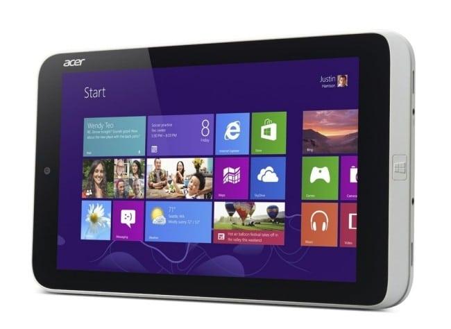 Acer W3 810