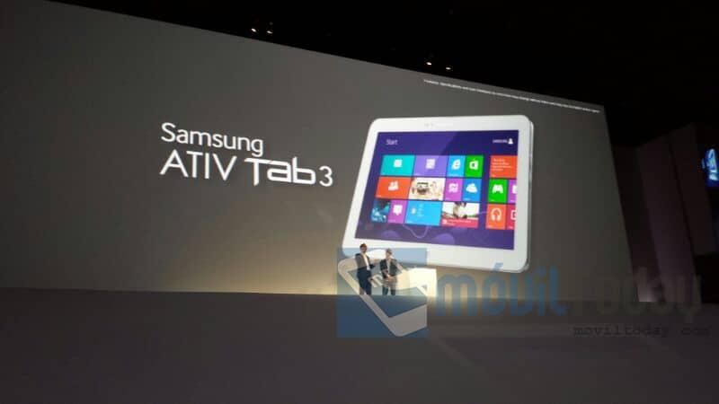 Samsung Ativ Tab3