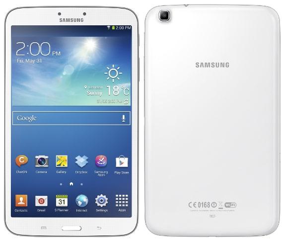 """Samsung Galaxy Tab 3 8"""""""