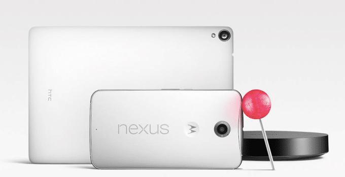 Nexus novedades Google