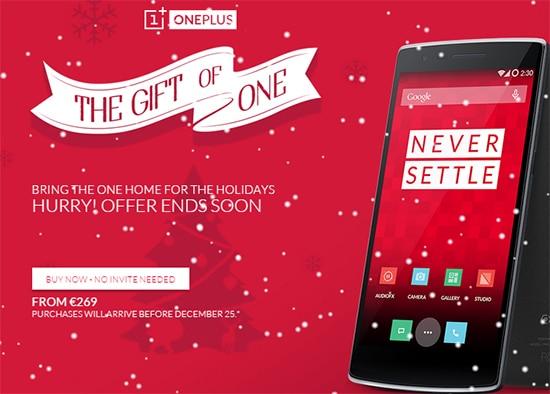 OnePlus One invitación