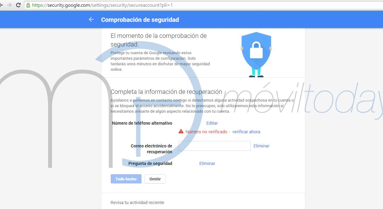 seguridad google drive