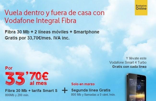 Vodafone Integral Fibra
