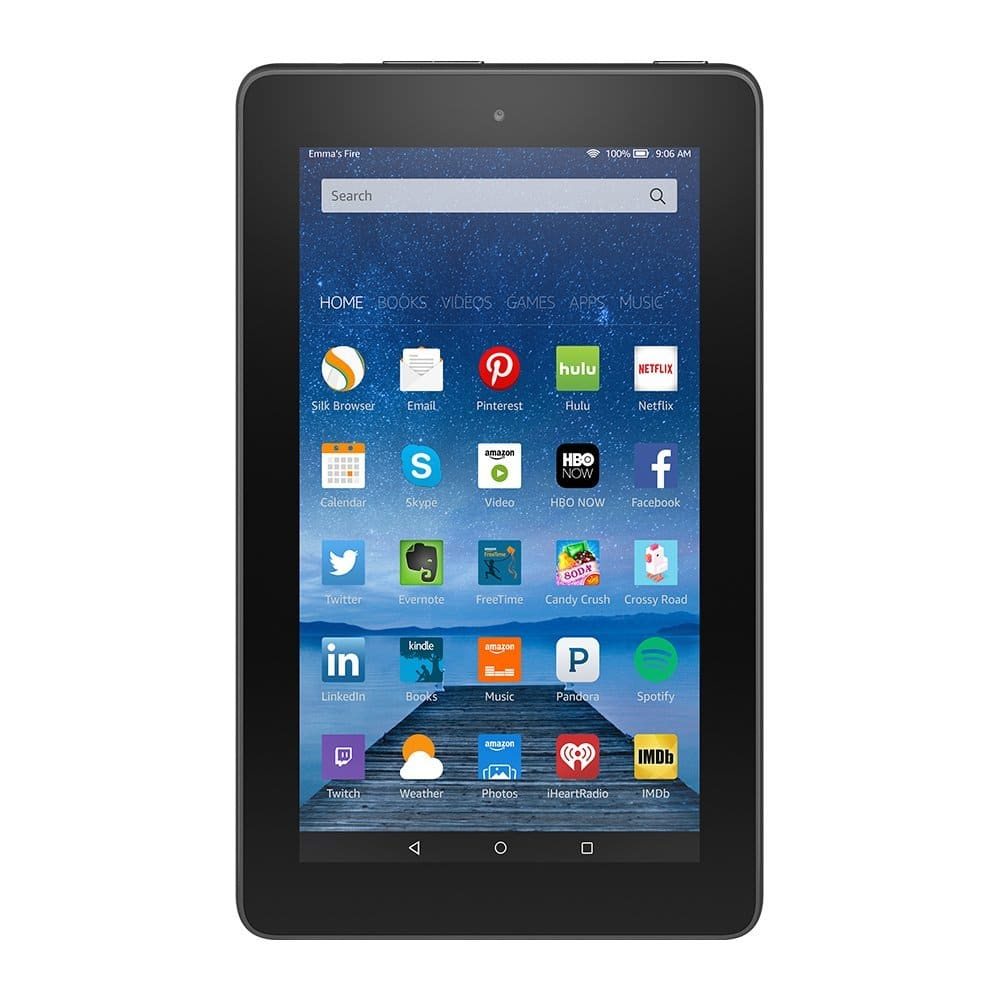 Amazon tablet de 50 euros
