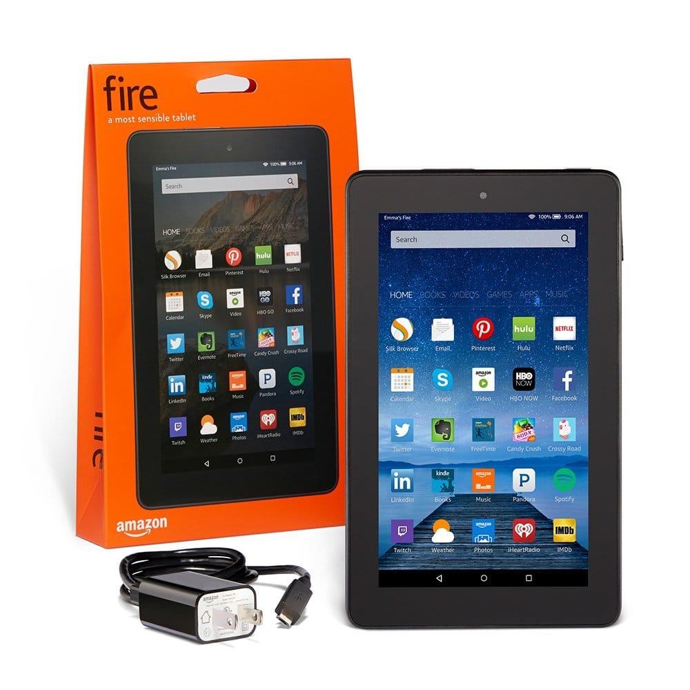 Amazon tablet de 50 euros