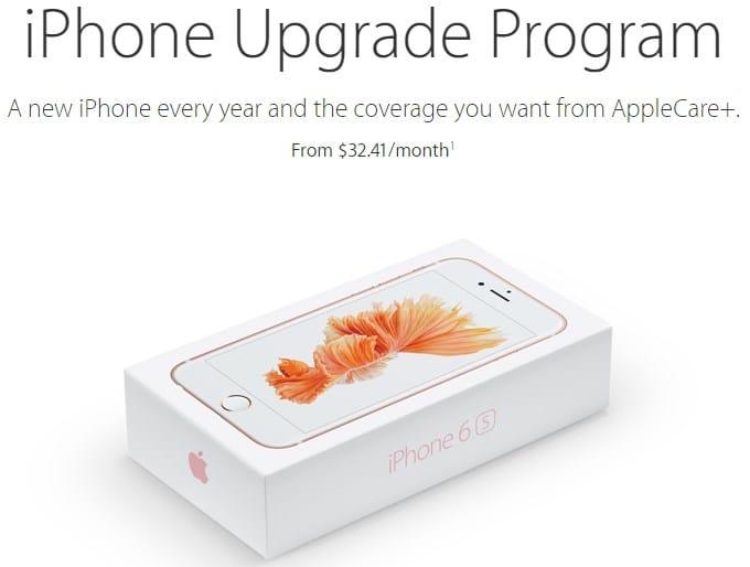 Apple-iPhone-upgrade-program