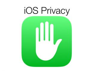 Privacidad iOS