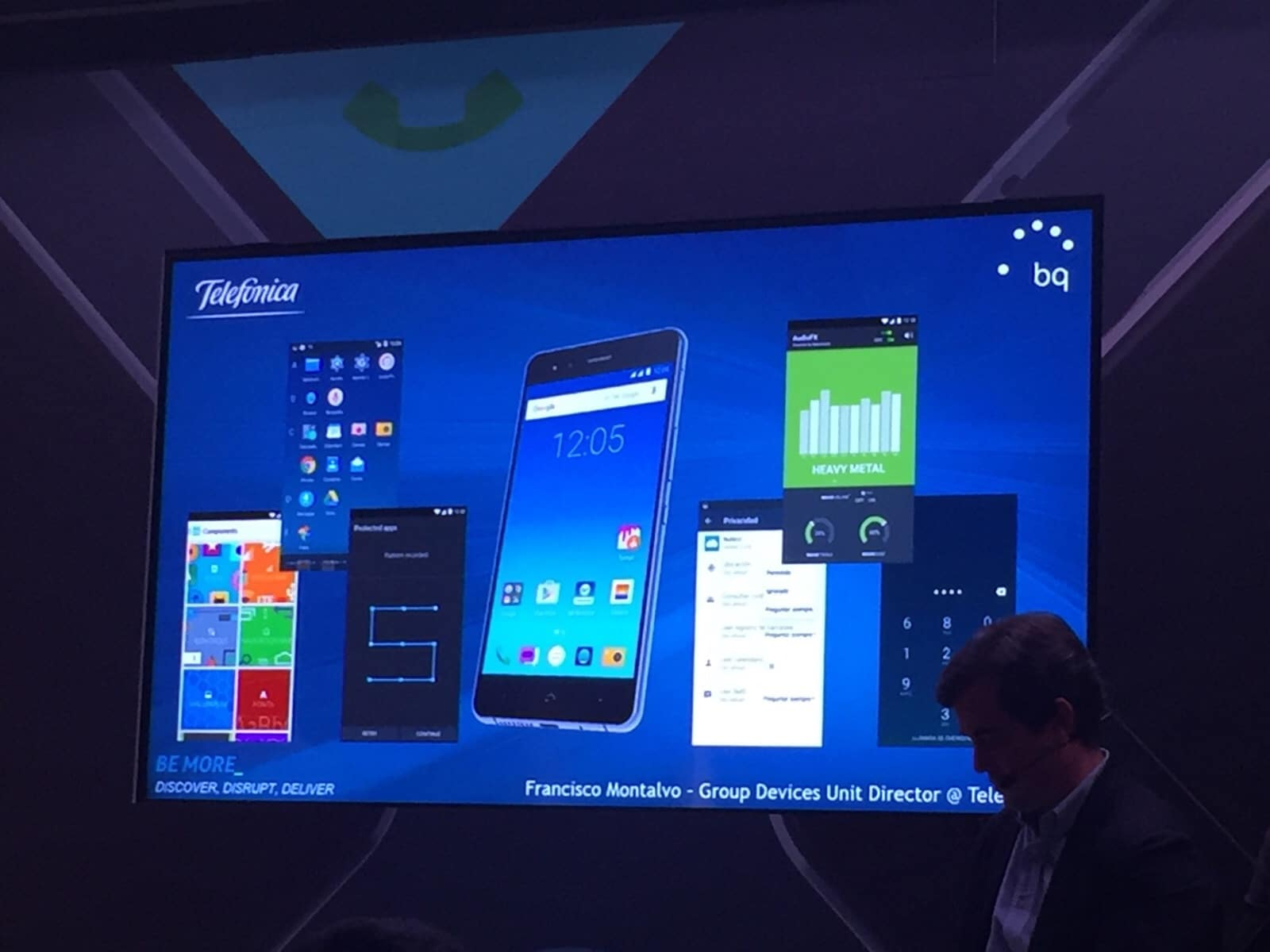 BQ Aquaris X5 con Cyanogen OS en Movistar