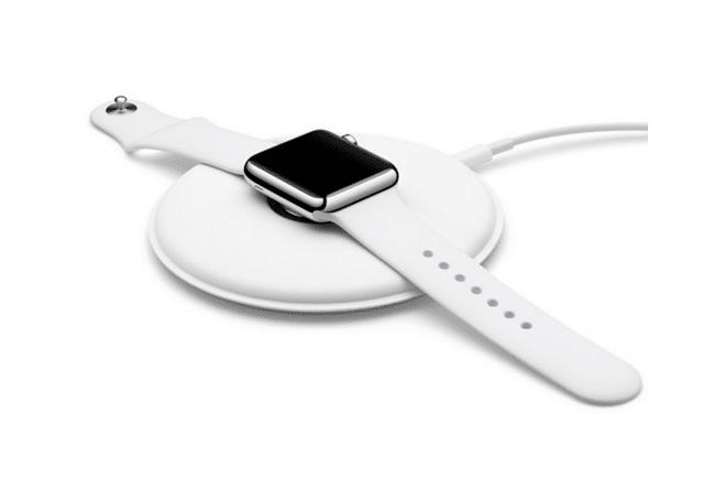 cargador magnético Apple Watch