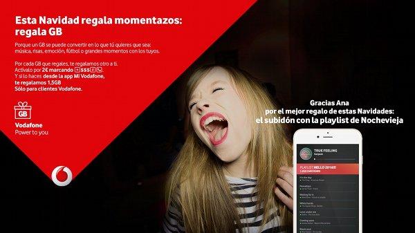 regala GB Vodafone