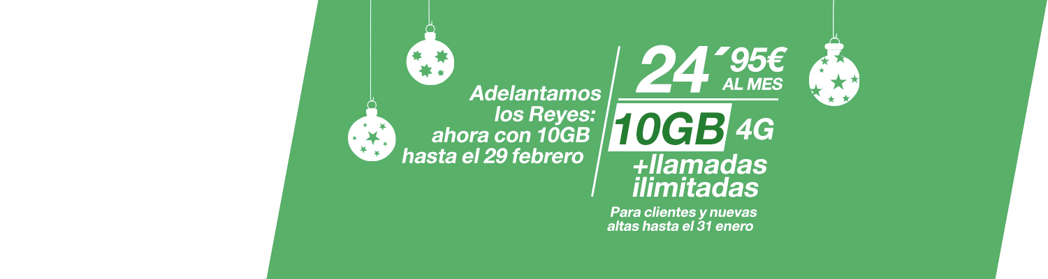 tarifa amena 10 GB