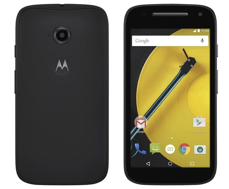 Motorola Moto E 4G