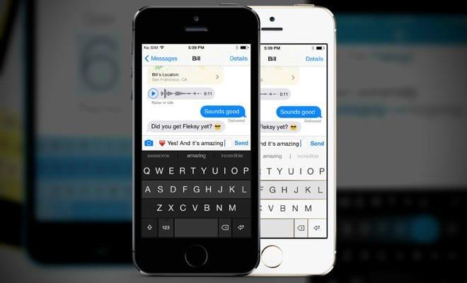 Teclados para iPhone 2