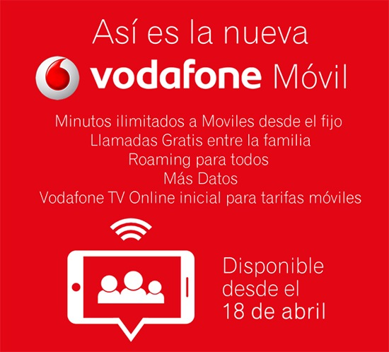 Vodafone móvil