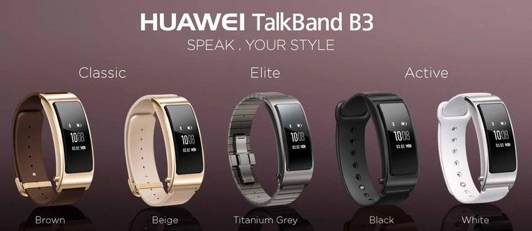 Talkband B3