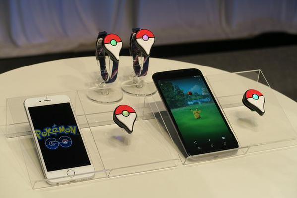 Reserva ya el wearable de Pokémon GO