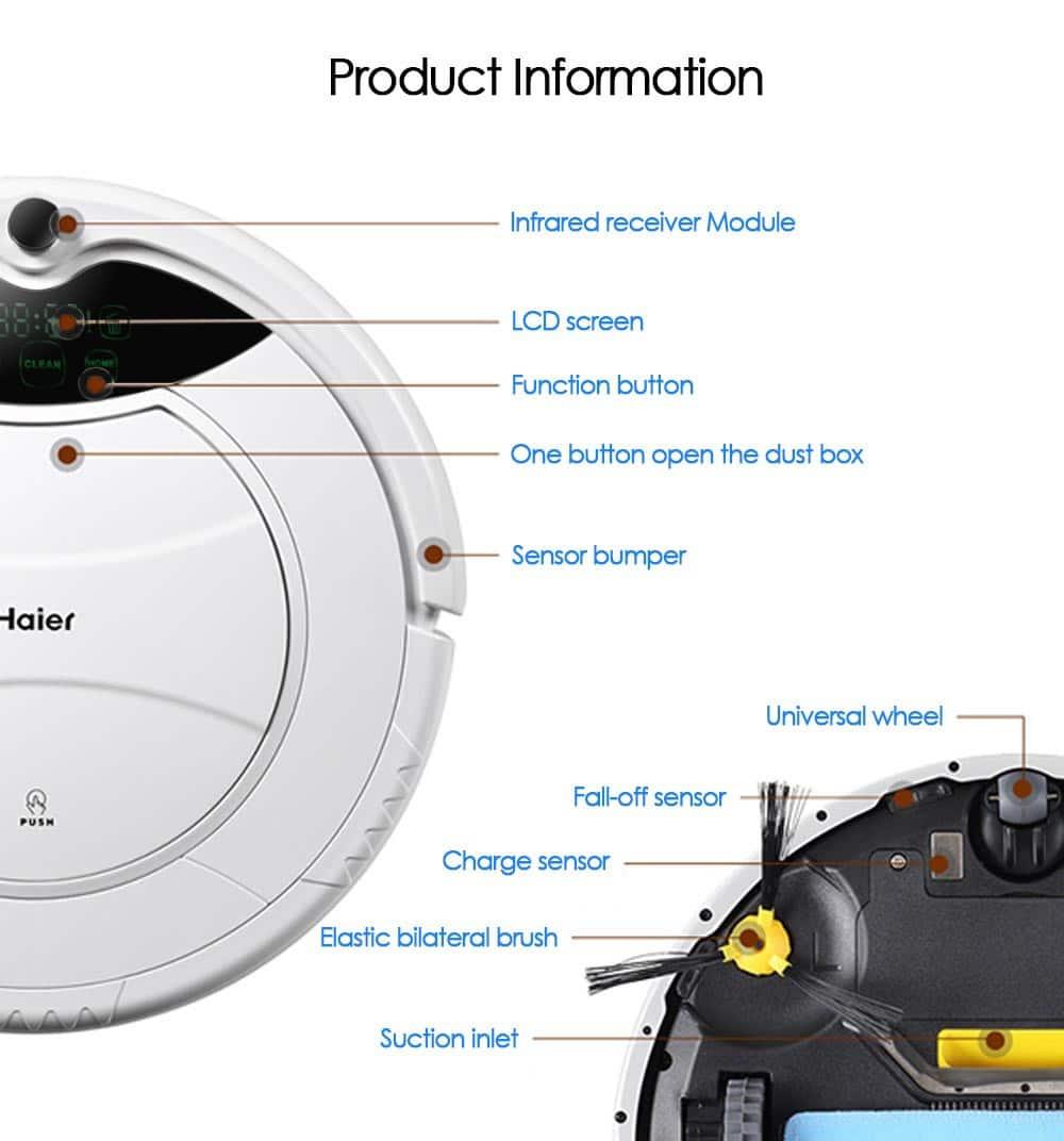 Haier SWR Pathfinder 2