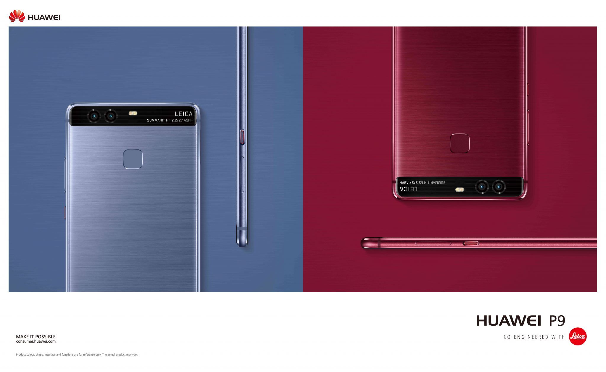 P9 red&blue